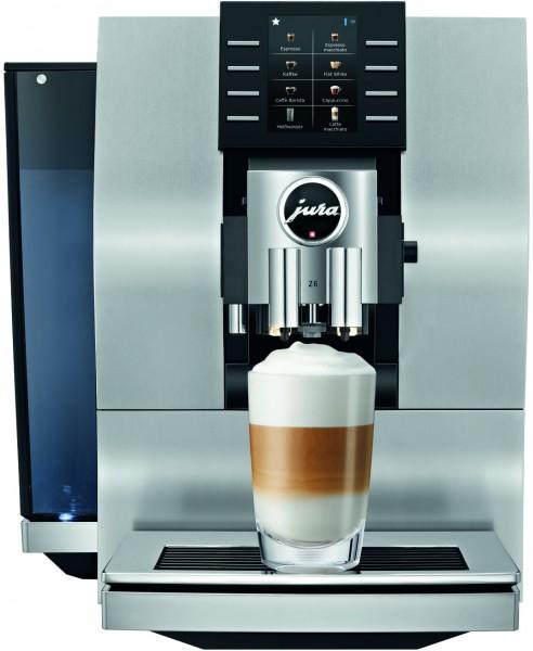 Jura Z6 ( Modell 2018 ) Aluminium Kaffeevollautomat
