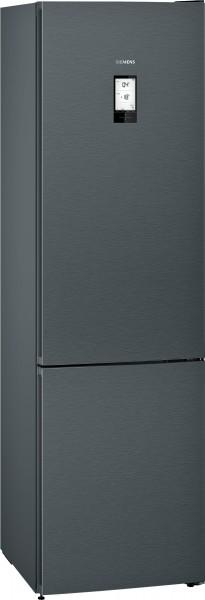 Siemens KG39NAXDB iQ500, Stand Kühl-Gefrier-Kombination blackSteel extraKLASSE