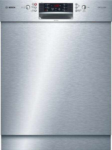 Bosch SMU46MS03D Unterbauspüler Edelstahl SuperSilence Exclusiv