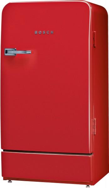 Bosch Standkühlschrank KSL20AR30 A++ Türen rot