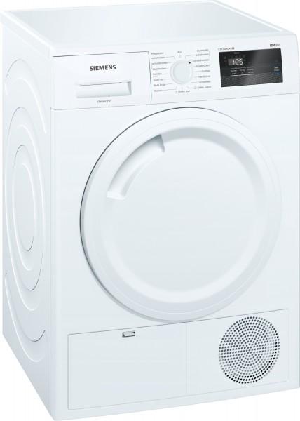 Siemens WT43H081 iQ300, Wärmepumpen-Trockner, 7 kg extraKLASSE