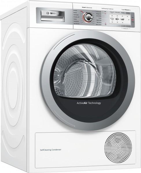 Bosch WTY887W6 Wärmepumpentrockner HomeProfessional SuperSilenceEco