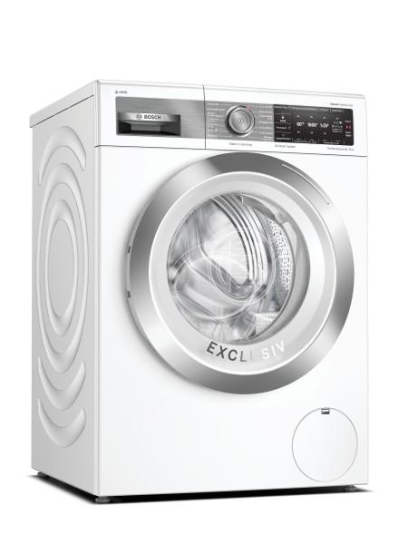 Bosch WAX32E91 HomeProfessional, Waschmaschine, Frontlader, Exclusiv