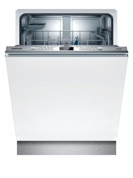 Constructa CB5VX00HAD Vollintegrierter Geschirrspüler, 60 cm, XXL