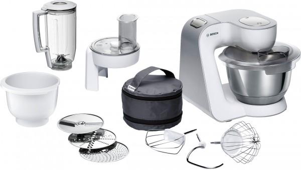 Bosch MUM58234 Küchenmaschine weiss