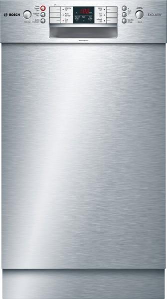 Bosch SPU46IS00D Serie | 4, Unterbau-Geschirrspüler, 45 cm, Exclusiv