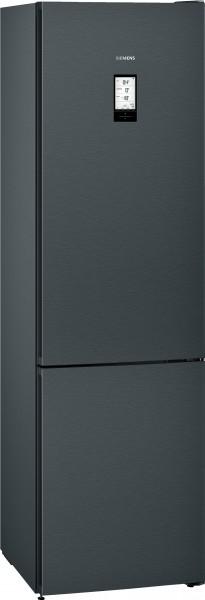 Siemens KG39FPB45 Kühl Gefrierkombi  iQ700 noFrost black inox-antifingerprint