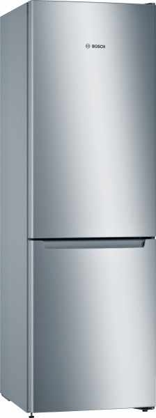 Bosch KGN33NLEB Serie | 2 Stand Kühl-Gefrier-Kombination Edelstahl-Optik