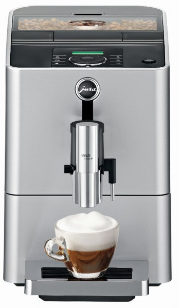 Jura ENA Micro 90 silver Kaffeevollautomat Weltneuheit P.E.P.©