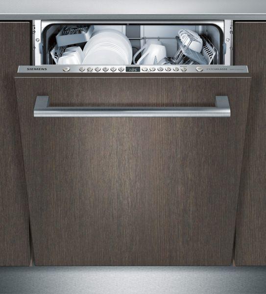 Siemens SN636X02ID Spülmaschine vollintegriert speedMatic extraKLASSE