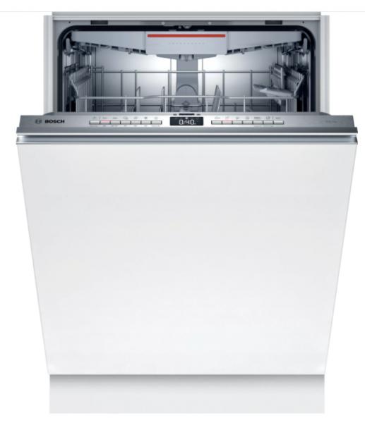 Bosch SBV4HVX31E Serie   4, Vollintegrierter Geschirrspüler, 60 cm, XXL
