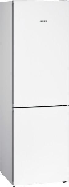 Siemens KG36NVW3A Kühl-Gefrier-Kombination weiß IQ300