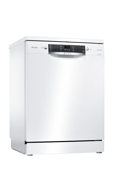 Bosch SMS46IW04D Standspülmaschine weiß SuperSilence  Exclusiv
