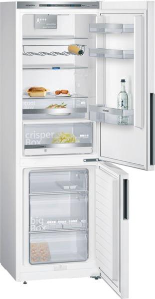 Siemens Kühl Gefrierkombi KG36EDW40 A+++ weiß