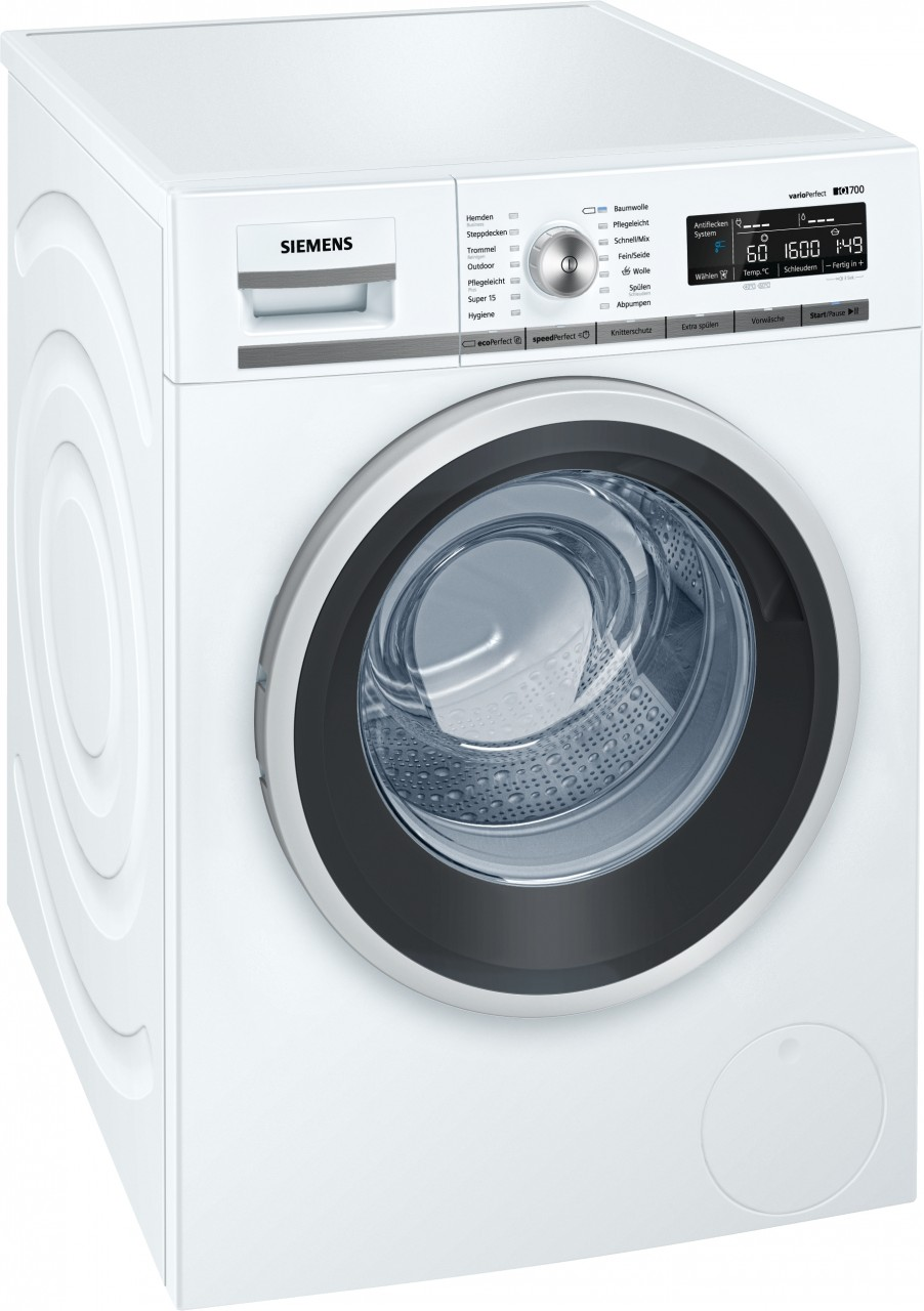 Siemens Waschvollautomat WM16W540 A+++ -30% 8 kg