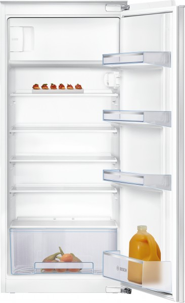 Bosch KIL24NFF0 Serie | 2, Einbau-Kühlschrank mit Gefrierfach 122.5 cm