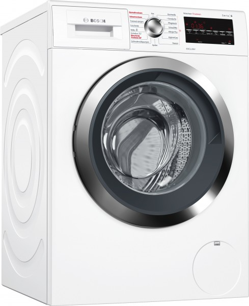 Bosch WVG30493 Waschtrockner Serie | 6 Wash&Dry 7/4kg