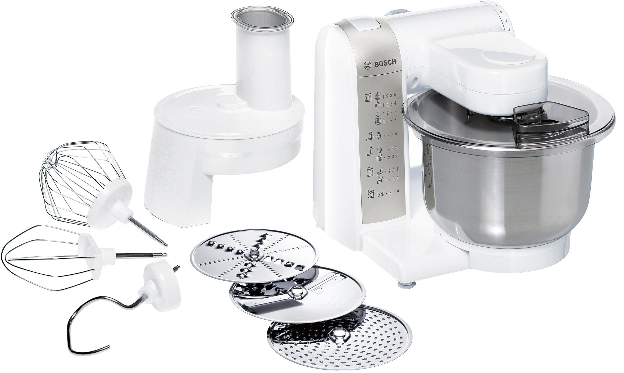 Kleine Bosch Küchenmaschine 2021