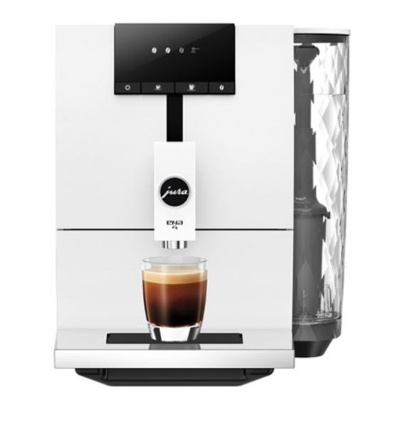JURA ENA 4 (EA) Full Nordic White Kaffeevollautomat 15345