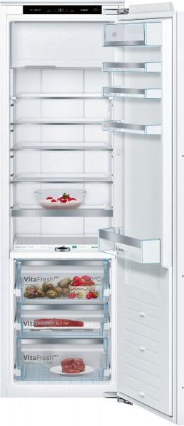 Bosch KIF82PFF0 Serie | 8, Einbau-Kühlschrank mit Gefrierfach 177.5 cm