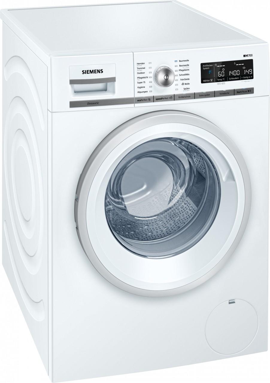 Siemens WM14W570 Waschvollautomat iSensoric