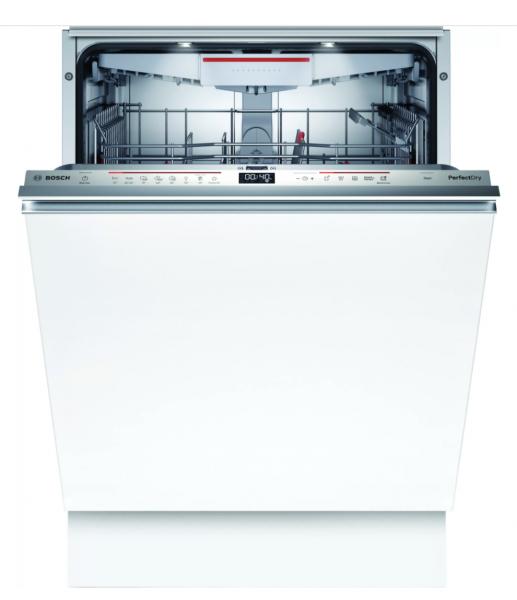 Bosch SBV6ZCX49E Serie   6, Vollintegrierter Geschirrspüler, 60 cm, XXL