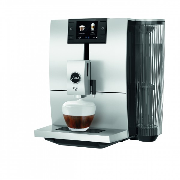 JURA ENA 8 Metropolitan Black Kaffeevollautomat