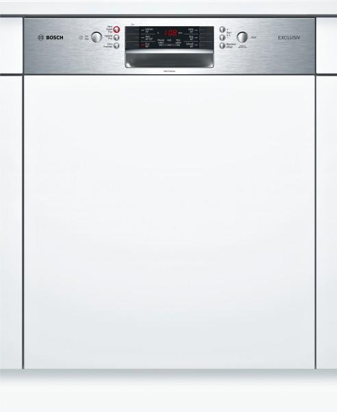 Bosch SMI46IS04D Spülmaschine integriert Edelstahl SuperSilence Exclusiv
