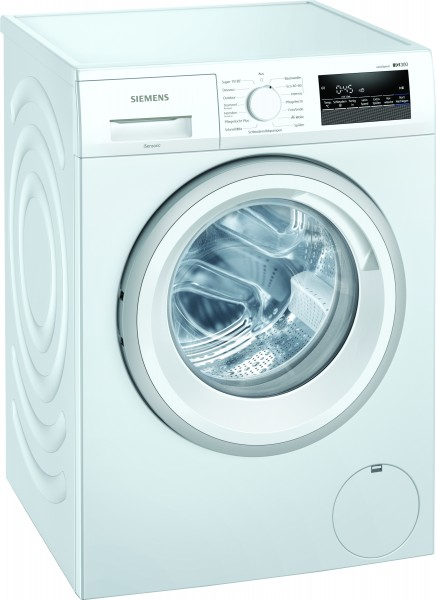 Siemens WM14NK20 iQ300, Waschmaschine, Frontlader, 8 kg, 1400 U/min.