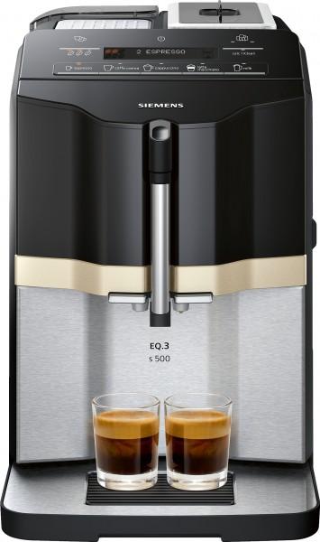 Siemens TI305506DE EQ.3 s500 Kaffeevollautomat extraKLASSE