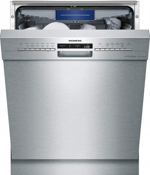 Siemens SN436S03MD Spülmaschine Unterbaugerät edelstahl extraKLASSE