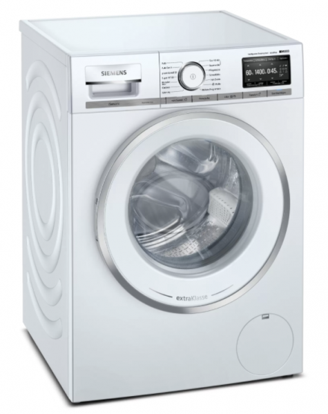 Siemens WM14VE93 iQ800, Waschmaschine, Frontlader, 9 kg, 1400 U/min. extraKLASSE