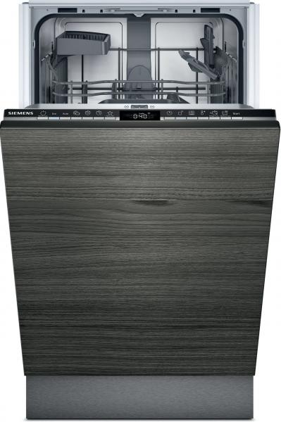 Siemens SR93EX28LE iQ300, Vollintegrierter Geschirrspüler, 45 cm