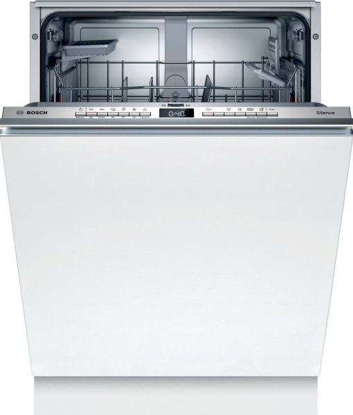 Bosch SHV4HBX40E Serie | 4, Vollintegrierter Geschirrspüler, 60 cm, XXL