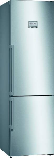 Bosch KGF39PIDP Serie | 8, Stand Kühl-Gefrier-Kombination Edelstahl
