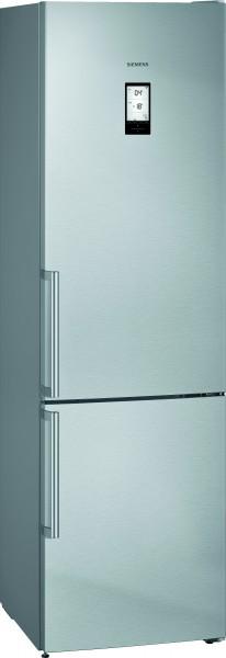 Siemens KG39NAIDP iQ500, Stand Kühl-Gefrier-Kombination Edelstahl