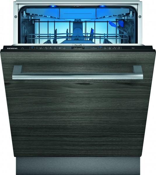 Siemens SN75ZX49CE iQ500, Vollintegrierter Geschirrspüler, 60 cm