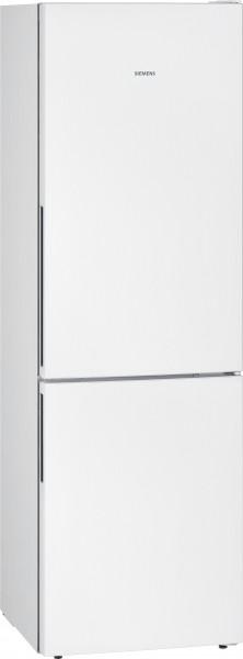 Siemens KG36EVW4A Kühl-Gefrier-Kombination weiß IQ300
