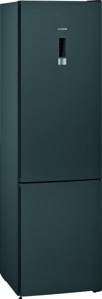 Siemens KG39NEXEA iQ300, Stand Kühl-Gefrier-Kombination blackSteel extraKLASSE