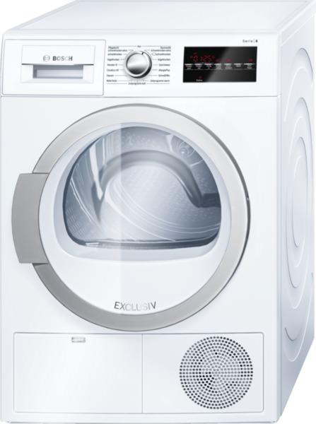 Bosch WTG86480 Luftkondensations Wäschetrockner Exclusiv