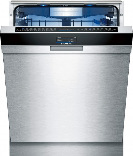 Siemens SN47YS01CE iQ700, Unterbau-Geschirrspüler, 60 cm, Edelstahl
