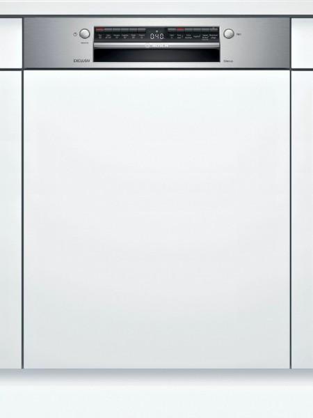 Bosch SMI4HUS00D Serie | 4, Teilintegrierter Geschirrspüler, 60 cm, Exclusiv