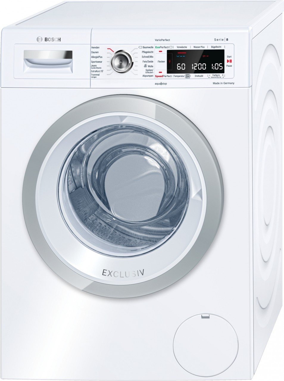 Bosch Waschvollautomat WAW28590 EXCLUSIV 9 kg A+++
