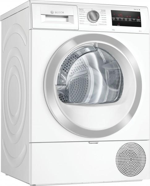 Bosch WTR87490 Serie | 6, Wärmepumpen-Trockner, 8 kg Exclusiv