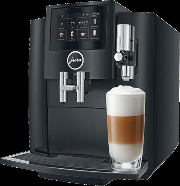 JURA S80 Piano Black Kaffeevollautomat