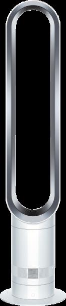 Dyson AM07 Weiss-Silber Turmventilator