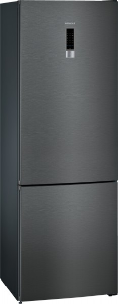 Siemens KG49NXXEA IQ300 Stand ühl-Gefrier-Kombination blackSteel
