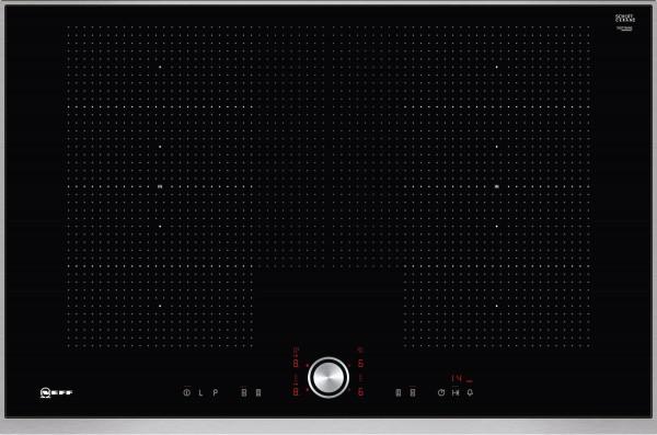 Neff T68TT60N0 FlexInduction-Kochfeld Autark mit TwistPad Bedienung