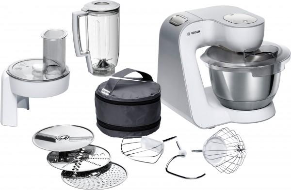 Bosch MUM58W20 Küchenmaschine, MUM5, 1000 W, Weiss