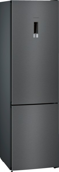 Siemens KG39NXXDA iQ300, Stand Kühl-Gefrier-Kombination  blackSteel